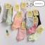 ถุงเท้าข้อสั้น ถุงเท้าสไตล์ญี่ปุ่นเกาหลี ถุงเท้าสีพื้น Socks thumbnail 13