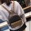 [ พร้อมส่ง Hi-End ] - กระเป๋าเป้แฟชั่น ใบกลางๆ สีน้ำตาล ลาย LV ดีไซน์สวยเรียบหรู ดูดีสไตล์แบรนด์ งานหนังคุณภาพดีแบบหนาไม่บาง thumbnail 4