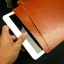 "- New Luxury Slim Soft Pu Leather Case Sleeve for Apple iPad Air 9.7"" thumbnail 25"