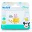 แก้วน้ำเด็กถ้วยน้ำเด็ก 1 หู Natur ปลอดสารพิษ BPA-Free ลายซูมซูม thumbnail 6