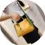 [ พร้อมส่ง ] - กระเป๋าถือ/สะพาย สีทูโทนเหลืองเขียว ใบเล็กกระทัดรัด ตกแต่งโลโก้ F เก๋ๆ ดีไซน์สวยเรียบหรู ดูดี งานหนังคุณภาพดี thumbnail 10