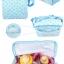กระเป๋าคุณแม่ ใส่ของเด็กอ่อน Set สุดคุ้ม สีฟ้า/ชมพู/กรมท่า thumbnail 6