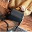 [ พร้อมส่ง ] - กระเป๋าถือ/สะพาย สีดำคลาสสิค ขนาดกระทัดรัด ดีไซน์สวยเรียบหรู ดูดี งานหนังแบบด้าน คุณภาพดีค่ะ thumbnail 1