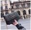 [ พร้อมส่ง ] - กระเป๋าแฟชั่น คลัทช์/สะพาย สีดำรุ้งวิ้งค์ๆ ทรงกล่องสี่เหลี่ยม ขนาดกระทัดรัด ดีไซน์สวยเรียบหรู ดูดี งานสวยค่ะ thumbnail 9