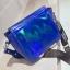 [ พร้อมส่ง ] - กระเป๋าคลัทช์ สะพาย สีน้ำเงินโฮโลแกรม ดีไซน์สวยเก๋เท่ๆ รับสงกรานต์ งานสวยโดดเด่น ขนาดกระทัดรัด งานสวยมากๆค่ะ สำเนา thumbnail 19