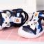 รองเท้ารัดส้น เปิดหน้าระบายอากาศ ลายหมีสีน้ำเงิน Size 17-22 thumbnail 9