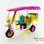 ของที่ระลึก รถตุ๊กตุ๊กจำลอง สีมิกส์คัลเลอร์ ไซส์กลาง (M) สินค้าบรรจุในกล่องมาให้เรียบร้อย สินค้าพร้อมส่ง thumbnail 3