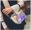 [ พร้อมส่ง ] - กระเป๋าคลัทช์ สะพาย สีโฮโลแกรม ดีไซน์สวยเก๋เท่ๆ รับสงกรานต์ งานสวยโดดเด่น ขนาดกระทัดรัด งานสวยมากๆค่ะ thumbnail 7