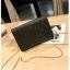 [ พร้อมส่ง ] - กระเป๋าคลัทช์ สะพาย สีดำ ดีไซน์สวยหรู ฟรุ้งฟริ้ง วิ้งค์ๆทั้งใบ ขนาดกระทัดรัด งานสวยมากๆค่ะ thumbnail 15