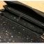 [ พร้อมส่ง ] - กระเป๋าคลัทช์ สะพาย สีดำ ดีไซน์สวยหรู ฟรุ้งฟริ้ง วิ้งค์ๆทั้งใบ ขนาดกระทัดรัด งานสวยมากๆค่ะ thumbnail 17