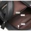[ พร้อมส่ง ] - กระเป๋าเป้แฟชั่น สีดำคลาสสิค ปักหมุดเก๋ๆ สุดเท่ใบกลางๆ ดีไซน์สวยไม่ซ้ำใคร เหมาะกับสาว ๆ ที่ชอบกระเป๋าเป้ แถมเป๋าลูก thumbnail 23