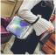 [ พร้อมส่ง ] - กระเป๋าคลัทช์ สะพาย สีโฮโลแกรม ดีไซน์สวยเก๋เท่ๆ รับสงกรานต์ งานสวยโดดเด่น ขนาดกระทัดรัด งานสวยมากๆค่ะ thumbnail 6