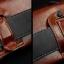 HAPPY กระเป๋าหนังคาดเอว เคส ซอง ไซด์ XXL แนวนอน สำหรับ Samsung Galaxy A7 / E7 thumbnail 8