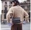 [ พร้อมส่ง ] - กระเป๋าแฟชั่น คลัทช์/สะพาย สีดำเงินวิ้งค์ๆ ทรงกล่องสี่เหลี่ยม ขนาดกระทัดรัด ดีไซน์สวยเรียบหรู ดูดี งานสวยค่ะ thumbnail 13