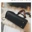 [ พร้อมส่ง Hi-End ] - กระเป๋าถือ/สะพาย สีดำคลาสสิค ใบใหญ่ทรงเก๋ๆ ดีไซน์สวยเรียบหรู ดูดี งานหนังคุณภาพดี พร้อมสายสะพายสุดเก๋ 2 เส้น thumbnail 7