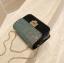 [ พร้อมส่ง ] - กระเป๋าแฟชั่น คลัทช์/สะพาย สีรุ้งวิ้งค์ๆ ทรงกล่องสี่เหลี่ยม ซิลิโคนอย่างหนา ขนาดกระทัดรัด ดีไซน์สวยเรียบหรู ดูดี งานสวยค่ะ thumbnail 14