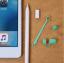 ซิลิโคน 3 ชิ้น ใช้กับ ปากกา (Apple Pencil) มี 3 สี thumbnail 14