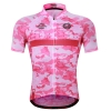 เสื้อปั่นจักรยานแขนสั้นหญิงแบรนด์ MELON : ML1703010