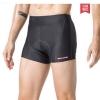 กางเกงในจักรยานผู้ชาย SOUKE สีเทาดำ : PS-6014