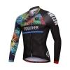 เสื้อปั่นจักรยานแขนยาวแบรนด์ MELON : ML1702110