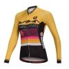 เสื้อปั่นจักรยานแขนยาวผู้หญิงแบรนด์ MELON : ML1702090