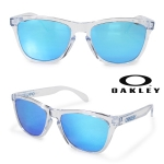 OAKLEY FROGSKINS OO9245-41 BLUE MIRROR (Asian fit)