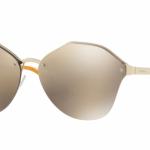แว่นกันแดด PRADA PR64TS ZVN1C0 Pale Gold