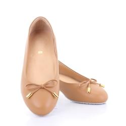 Victoria Ballet (Cider Brown) บัลเลต์ สีน้ำตาล