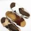 Arya Leather Sandal (Rose Gold) รองเท้าแตะ แบบสวมไขว้ สีสายรัดส้น สีโรสโกลด์ thumbnail 10
