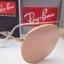 Ray Ban RB3447 112/Z2 Round metal pink mirror 50mm thumbnail 7