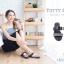 Totty Sandal two tone (Black) รองเท้าแตะ แบบสวม 2สี สีดำ thumbnail 5
