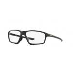 Oakley OX8080-07 ROSSLINK ZERO SATIN BLACK Clear
