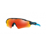Oakley OO9275-21 RADAR EV AERO GRID GREY Prizm Ruby