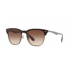 Ray-Ban RB3576N 041/13 GUNMETAL STRIPED Brown Gradient