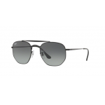 Ray Ban RB3648 002/71 BLACK Gray Green