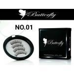ขนตาแม่เหล็ก Butterfly ️ (เบอร์1)