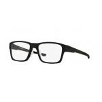Oakley OX8095-01 SPLINTER SATIN BLACK Clear