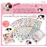 Korea cartoon stickers - สติ๊กเกอร์น่ารักๆ