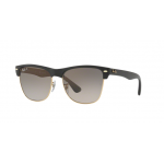 Ray-Ban RB4175 877/M3 DEMI GLOSS BLACK Grey Gradient Dark Grey - Pola