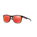 Oakley OO9340 934002 POLISHED BLACK Ruby Iridium