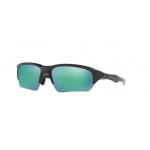 Oakley OO9372 937207 MATTE BLACK Jade Iridium Polarized
