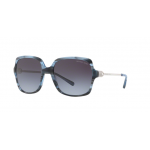 Michael Kors MK2053F 329011 BLUE HORN Grey Gradient