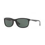 Ray Ban RB4267F 901S71 MATTE BLACK Green