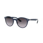 Ray Ban RB4296 63318G LITEFORCE MATTE DARK BLUE Grey Mirror Silver Gradient
