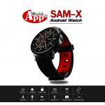 AppWatch SAM-X สีดำ-แดง