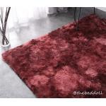 สีแดง ขนาด 195*200cm