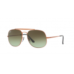 Ray Ban RB3561 9002A6 MEIDIUM BRONZO Green Gradient Brown