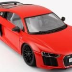 โมเดลรถ โมเดลรถยนต์ Audi 1:18 หายาก