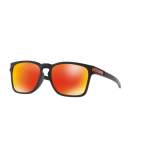 Oakley OO9358-11 MATTE BLACK Prizm Ruby