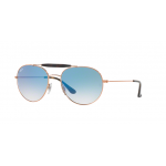 Ray Ban RB3540 90353F COPPER 53 mm